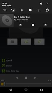 AOSP Music+
