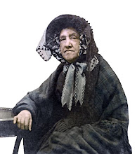 Photo: Wallace's mother, Mary Ann, from an original hand-coloured ambrotype. Photographer: ? First published in Marchant (1916). Scanned with permission from the original owned by the Wallace family. Copyright of scan: A. R. Wallace Memorial Fund & G. W. Beccaloni.