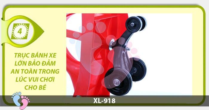 Xe lắc trẻ em Broller XL-918 15