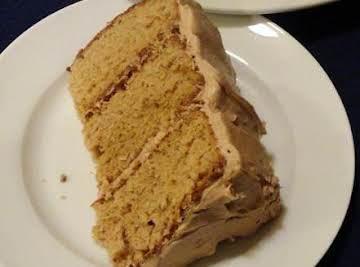 Aunt Susan's Caramel Cream Cake
