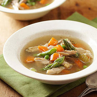 Primavera Chicken Vegetable Soup