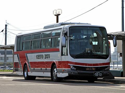 北海道中央バス「高速とまこまい号」 5213_01