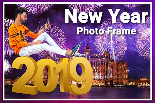 New Year Photo Frames 1.0 screenshots 4