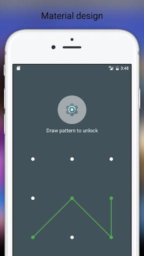 Fingerprint Pattern App Lock 3.952 screenshots 5