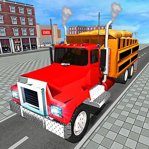 Indian Truck Cargo Duty Driver (game)