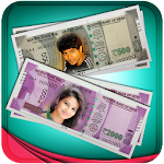 New Currency NOTE Photo Frame icon