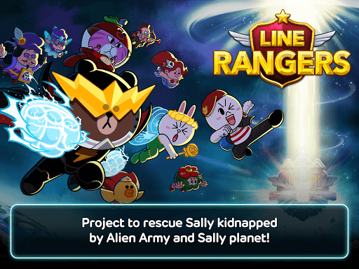 LINE Rangers 5.2.2 screenshots 11