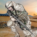 World War 3 : Real Commando Shooter play for free icon