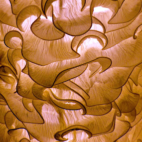 Lamp Light by Dale Fillmore - Artistic Objects Other Objects ( abstract, patterns, artistic, light, design,  )