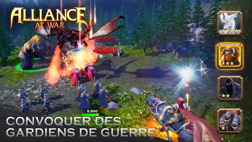 Télécharger Alliance at War: Dragon Empire - Strategy MMO mod apk screenshots 3