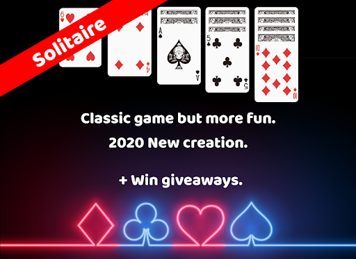 Solitaire - Play Card game & Win Giveaways  screenshots 1
