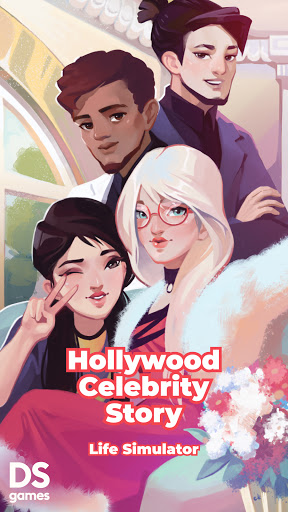 Hollywood Celebrity Story Life Simulator 1.2.5 updownapk 1