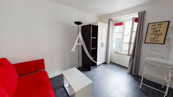 Studio meublé 19,05 m2