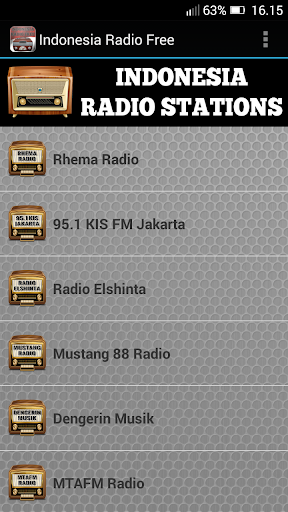 Indonesia Radio Free
