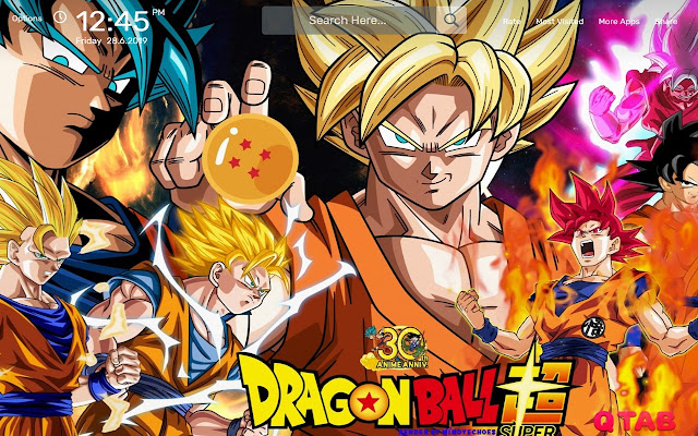 Dbs And Dragon Ball Super Wallpapers Theme