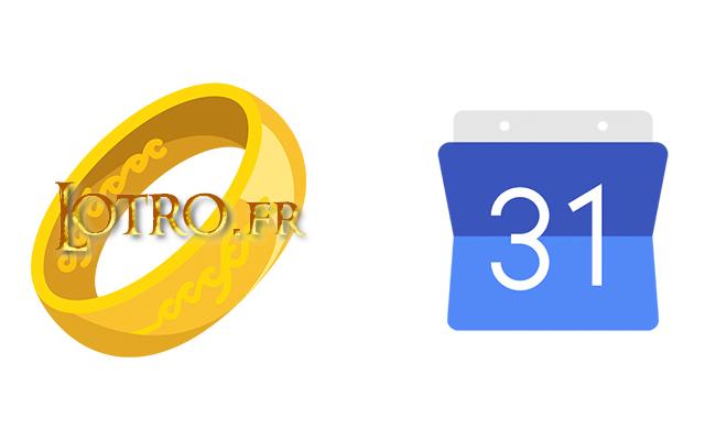 Lotro.fr Raid Planner - Google Calendar Sync