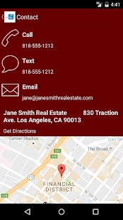 Jane Smith Real Estate- screenshot thumbnail