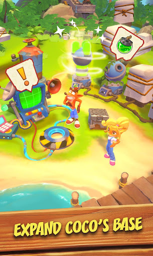 Crash Bandicoot Mobile captures d'écran apk mod pirater preuve 4