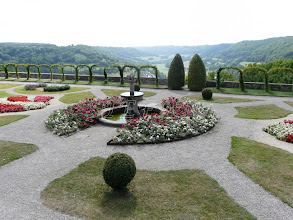 Photo: The baroque Garden