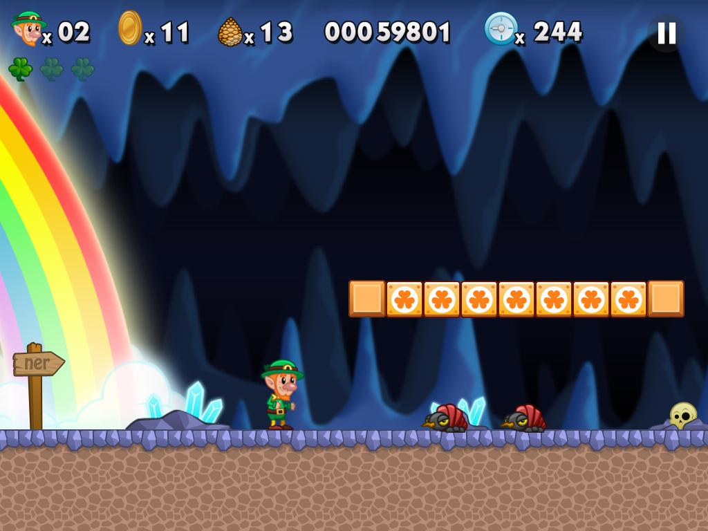 Lep's World 🍀- screenshot