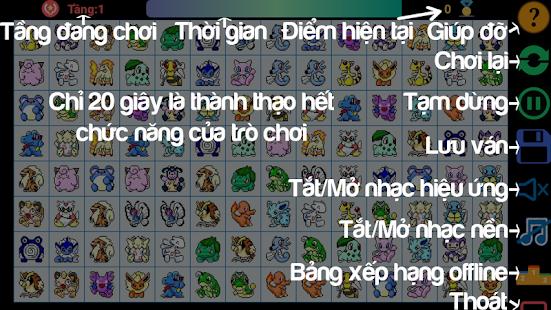 Pikachu Co Dien Lite - náhled