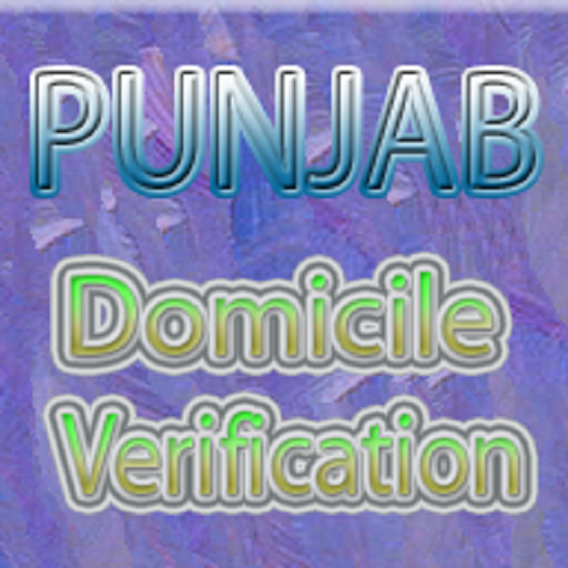 Punjab Domicile Verification Apps On Google Play