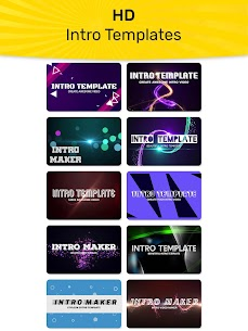 Intro Maker Pro Apk, Promo Video Maker [Pro Features Unlocked] 40.0 9