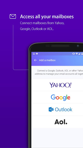 Yahoo Mail – Stay Organized screenshot 1