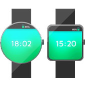 Emerald OS Watch Face