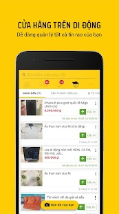Cho Tot - Shopping, Buy & Sell- screenshot thumbnail