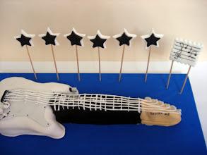 Photo: Tarta Guitarra