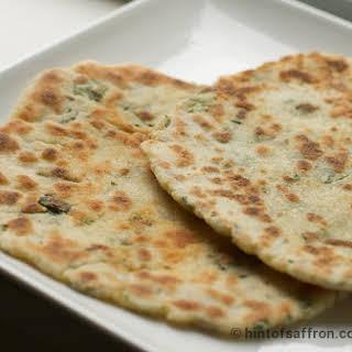 Gluten-Free Potato Paratha (Gluten-Free Potato Stuffed Flat Bread).