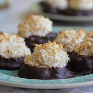 Best Ever Coconut Macaroons