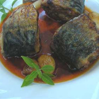 Madrid Fried Mackerel in Marinade