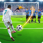 Shoot Goal ⚽️ Penalty and Free Kick Soccer Game Icon