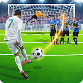 Shoot 2 Goal ?? Soccer Game Online 2018 Icon