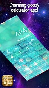 Glitter Calculator
