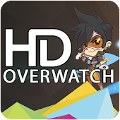 Wallpaper Overwatch HD LIVE