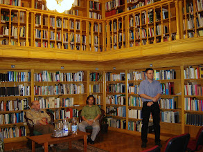 Photo: Szegedtől Szegedig 2008 A költői estet bezárja Nedelkovics László úr