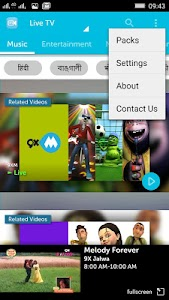 myplex Live TV for qatar screenshot 4