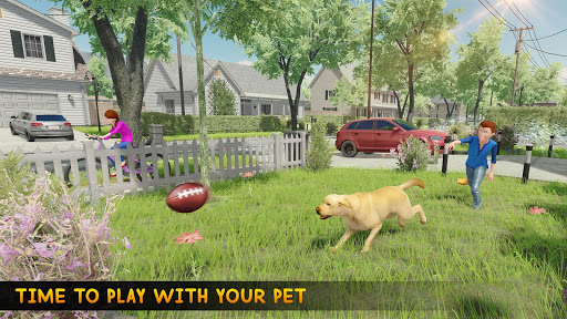 Family Pet Dog Home Adventure Game 1.1.3 screenshots 4