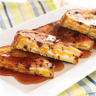 Stuffed Oven French Toast