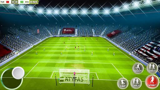 DSL Football League ; Football Soccer Cup 2020 1.6 screenshots 1