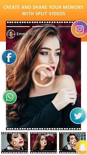 Video Splitter for WhatsApp Status, Instagram 1.4 screenshots 5