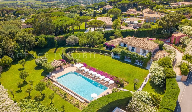 Property with pool Saint-Tropez