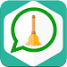 WhatsCleanUp - Cleaner for Whatsapp ! icon
