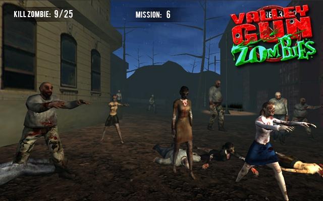 Valley Gun Zombies