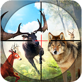 Safari Wild Animal Hunting: sniper 3D hunter game