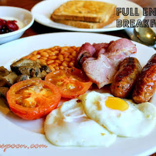 Travels and Travails and Full English Breakfast.