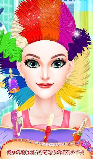 玩免費休閒APP|下載プリンセスバレンタインヘアスタイル app不用錢|硬是要APP